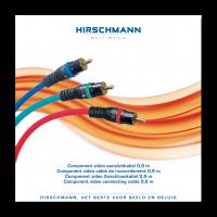 Component Video kabel Hirschmann High-End PPC 0.9meter